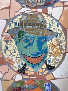 Klassisk Kreativt Broderi The smile of Gardel